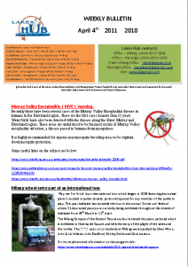 Lakes Hub Bulletin, No42