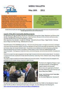 Lakes Hub Bulletin No48