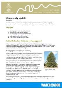 DENR Community Update, May 2012