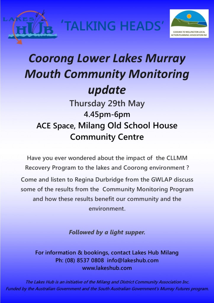 Community Community Monitoring - May 29 2014