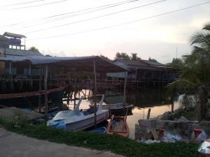 River Systems Ko Kong Cambodia