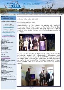 Click on the image above to download the Bulletin PDF