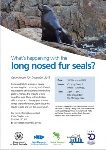 Seal flyer